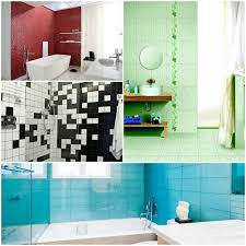 Paint Bathroom Tile Tiles Color Matching Search Or Own Painting Hum Ideas