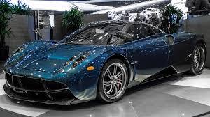 koenigsegg huayra price carbon blue pagani huayra geneva motor show 2015 hq youtube