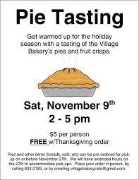 pie tasting at bakery in waldoboro penbay pilot