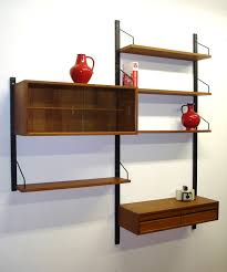 Modular Wall Units 35 Best Poul Cadovius Wall Units Images On Pinterest Wall Units