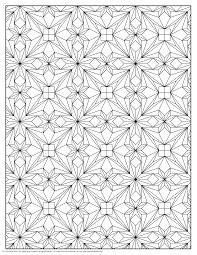 pattern coloring pages the sun flower pages