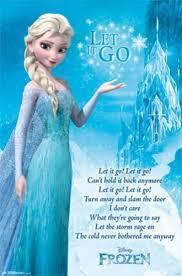 let it go frozen let it go song lyrics disney 22 x 34 movie poster ebay