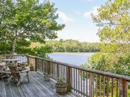 wraparound deck lakeside 3br in scenic mashpee setting w fireplace u0026 wraparound
