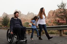 Exercise Chair As Seen On Tv Disney Universe Changing But Still Magical New Mobility