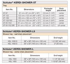Shower Measurements Bathroom by Schluter Shower Bench Dimensions Bench Decoration