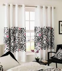 window curtain interior funky home interior decoration with dark