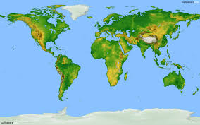 map of erth earth map major tourist attractions maps