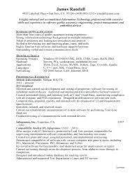 sample quality assurance resume resume sample developer resume