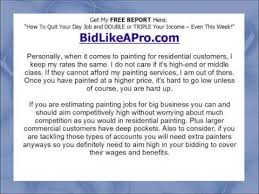 to bid how to bid painting 6 things you need to consider