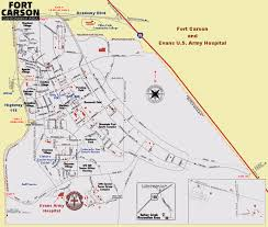 Map Of Denver Area Welcome To Fort Carson Dental Activity