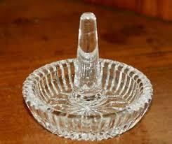 art glass crystal ring holder images Glass jpg