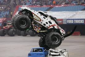 monster trucks roaring izod center ny daily
