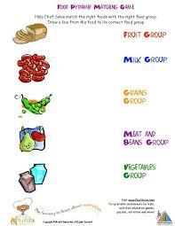 nutrition for kids worksheets free worksheets library download