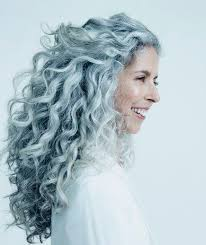 hairstyles for naturally curly hair over 50 best 25 curly gray hair ideas on pinterest why grey hair is