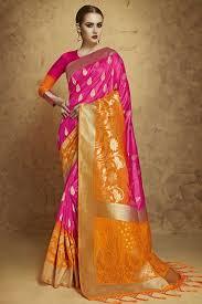 sari mariage saris indiens acheter sari indien pas chères en ligne andaaz