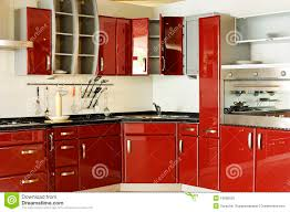 kitchen cabinet doors styles kitchen beautiful cool modern kitchen cabinet door deep red