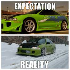 Fast And The Furious Meme - want to be fast and furious