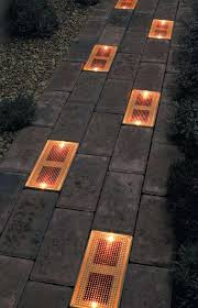 Patio Paver Lights Gambino Landscape Lighting How Not To Light A Path