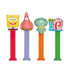 where can i buy pez dispensers buy pez dispenser spongebob character with candies american food