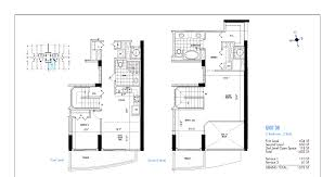 floorplans brickell on the river view