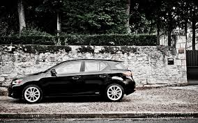lexus ct200h body kit lexus ct 200h in black lexus enthusiast