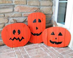 Halloween Outdoor Decorations Canada by Halloween Decorations And Home Decor Etsy
