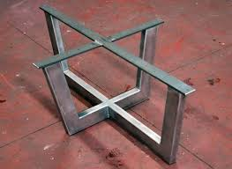 Coffee Table Base Kits Interior Design Ideas - Metal table base designs