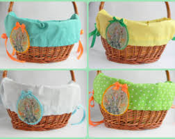 easter basket liners personalized personalized easter basket liner customized easter basket