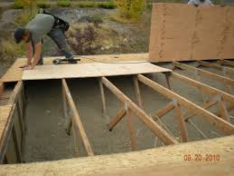 Tongue And Groove Roof Sheathing by Roofing Boards Decking U0026 Sheathing And Drip Edge