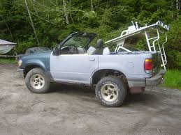 2 door sport trac and a long bed trac they don u0027t exist but
