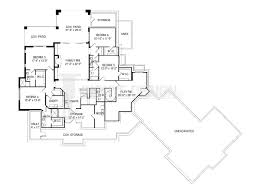 kitchen floor plans with island and walk in pantry holland