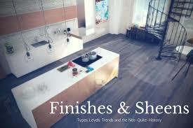 comparing wood floor finishes sheens palo duro hardwoods blog