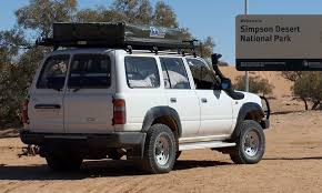 land rover safari roof hannibal roof racks 80 series landcruiser hannibal safari