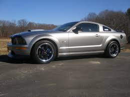 2008 mustang gt wheels and chin spoiler on 2008 blown mustang gt page 3
