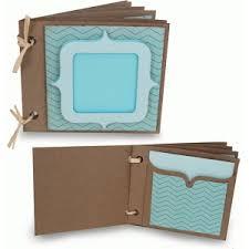 Pocket Photo Album Silhouette Design Store View Design 77711 4 Inch Square Photo