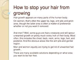 plucking pubic hair how to stop your hair from growing