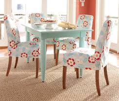 Diy Dining Room Chair Covers by Floral Dining Room Chairs Alliancemv Com