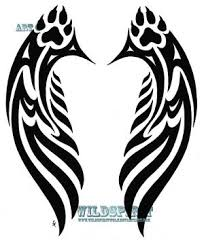 tattoos free tattoos pictures with wings tribal
