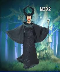 blue witch costume maleficent crimea angelina jolie dark witch cosplay queen costume