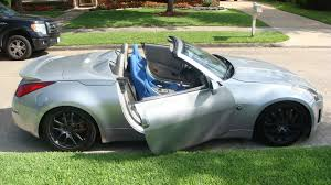 nissan 350z convertible what spoiler for roadster looks closet to factory my350z com