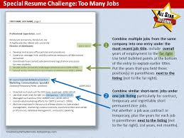 Resume Temporary Jobs Wiserutips Diagram Of An Easy And Effective Resume Infographic