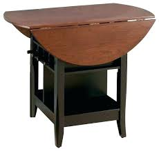 drop leaf craft table drop leaf table with storage drop leaf craft table round storage