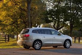 2016 buick enclave adds onstar 4g lte connectivity autoevolution