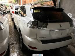 lexus rx400h dvd player lexus rx 400h 2006 pealr white full option new arrival in phnom