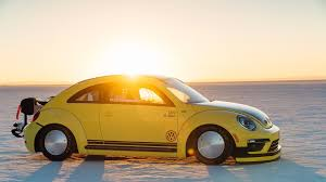 volkswagen vw beetle world u0027s fastest vw beetle hits 205 mph at bonneville