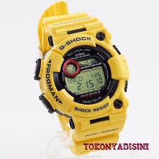 Harga Jam Tangan G Shock Original Di Indonesia jam tangan casio g shock frogman ori bm tough solar daftar harga