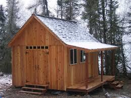 better barns cabin