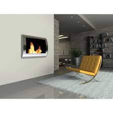 anywhere fireplace ethanol fireplaces fireplaces the home depot