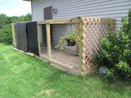 anyone fence 4 acres with chain link cost backyard chickens