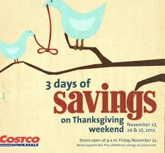 costco us 2012 thanksgiving weekend coupon book addicted to costco